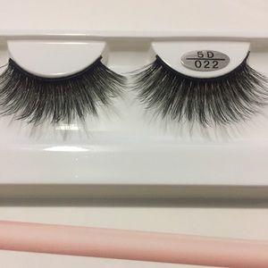 Eyelashes 5D Handmade